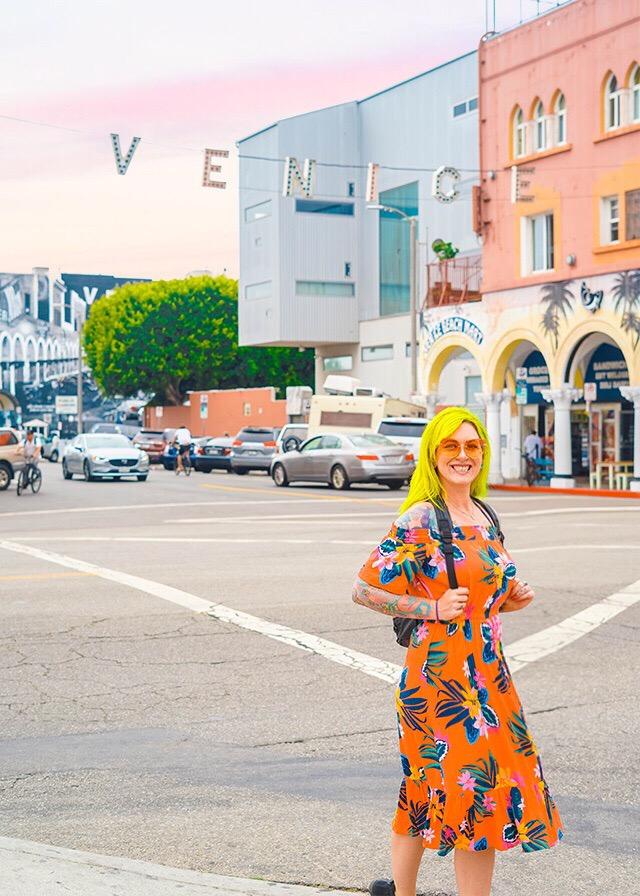 Venice Beach California- The Chaos Collective