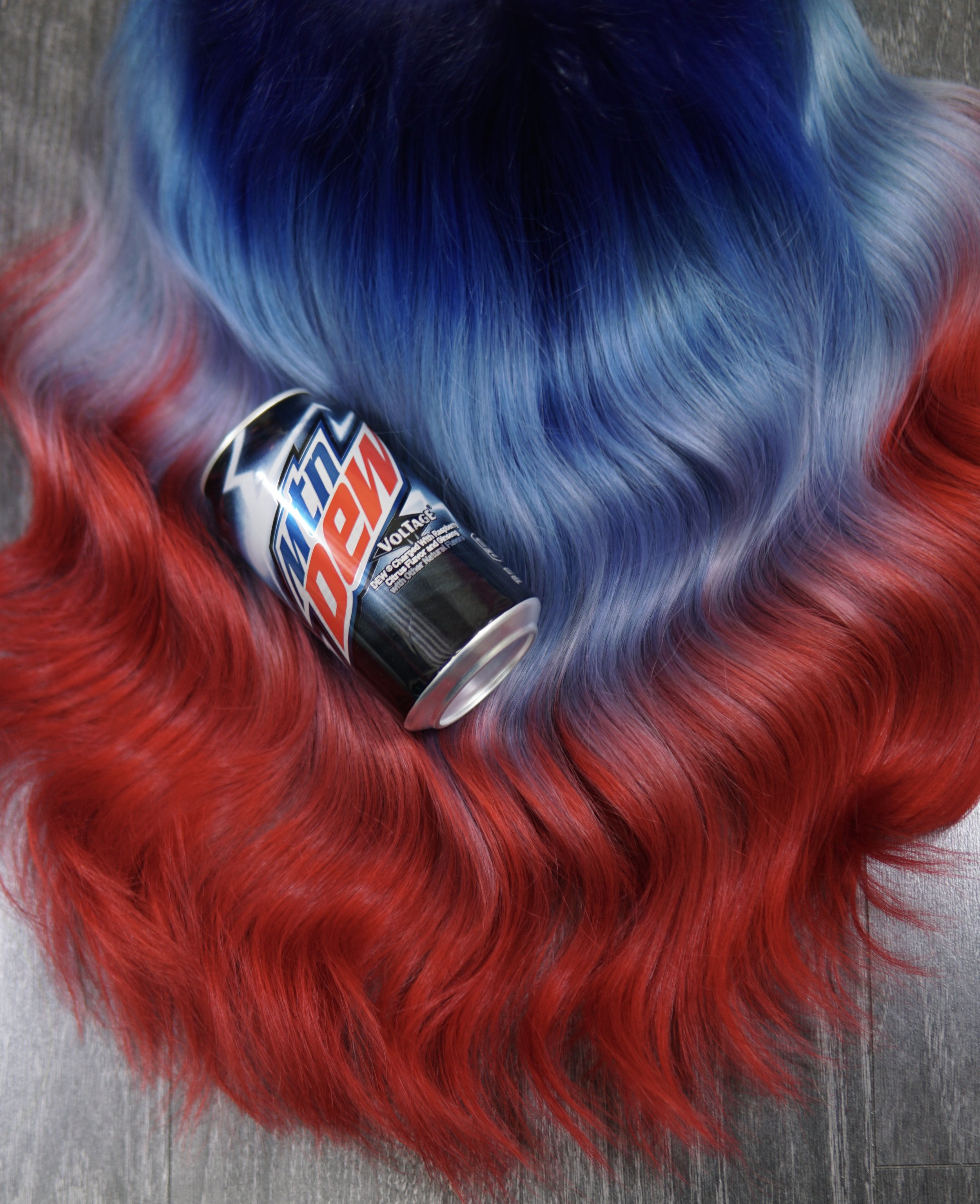 Cryistal Chaos X Mountain Dew: Voltage