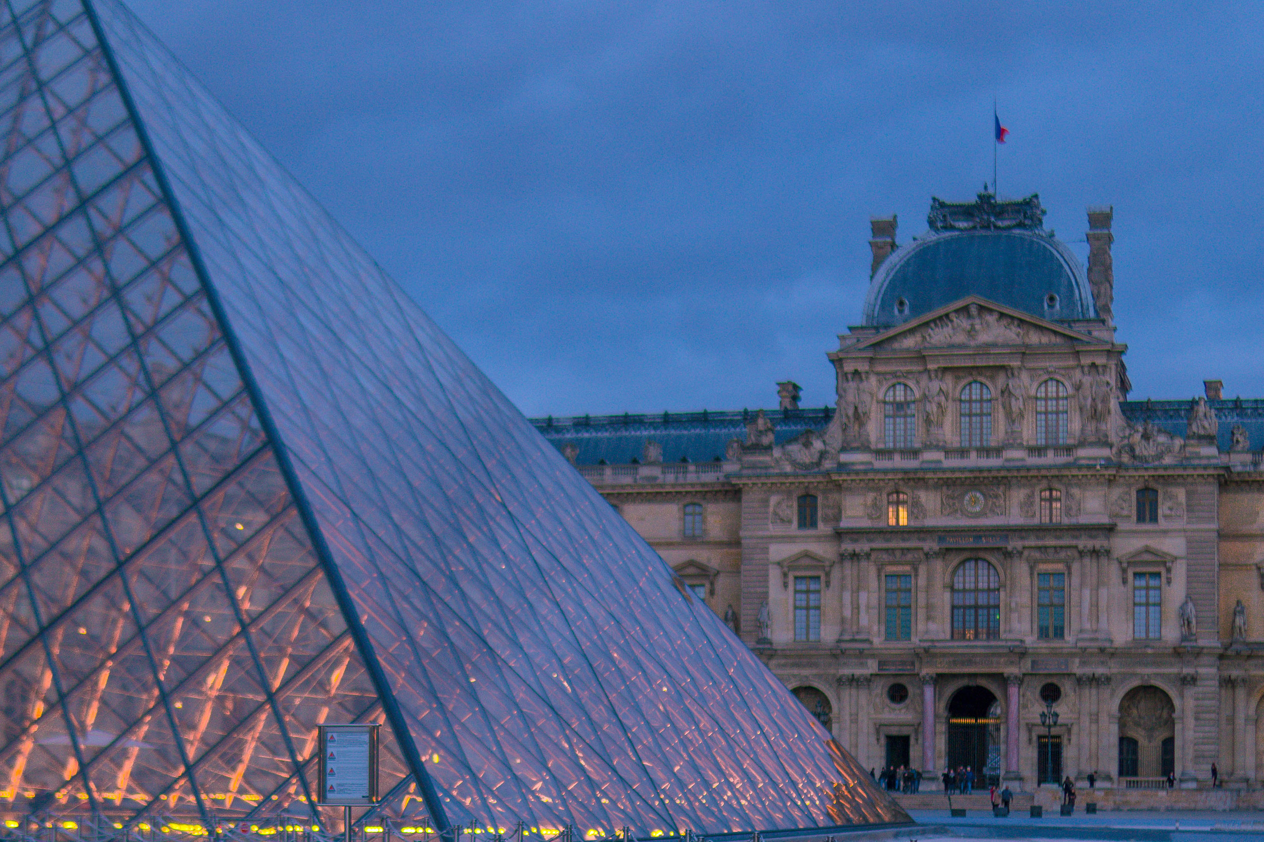 The perfect trip to Paris- The Chaos Collective
