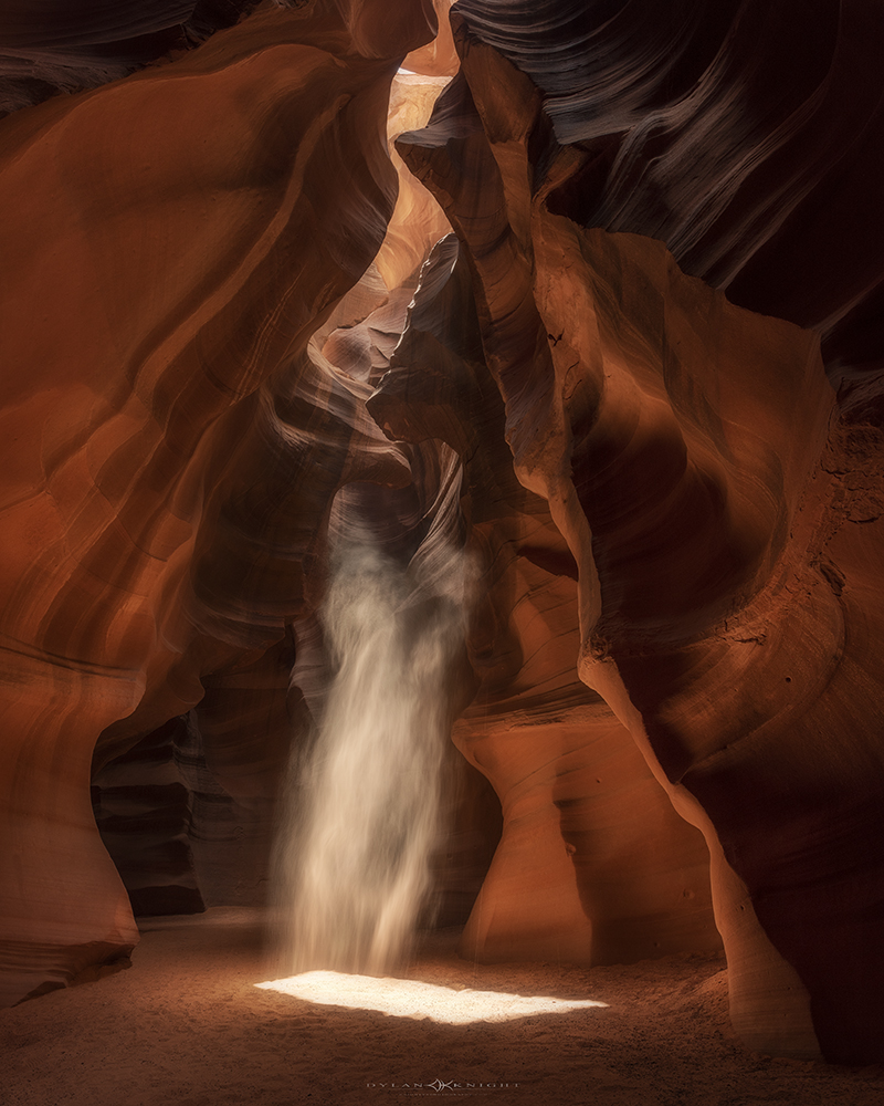 Antelope Canyon SunBeam copy.jpg