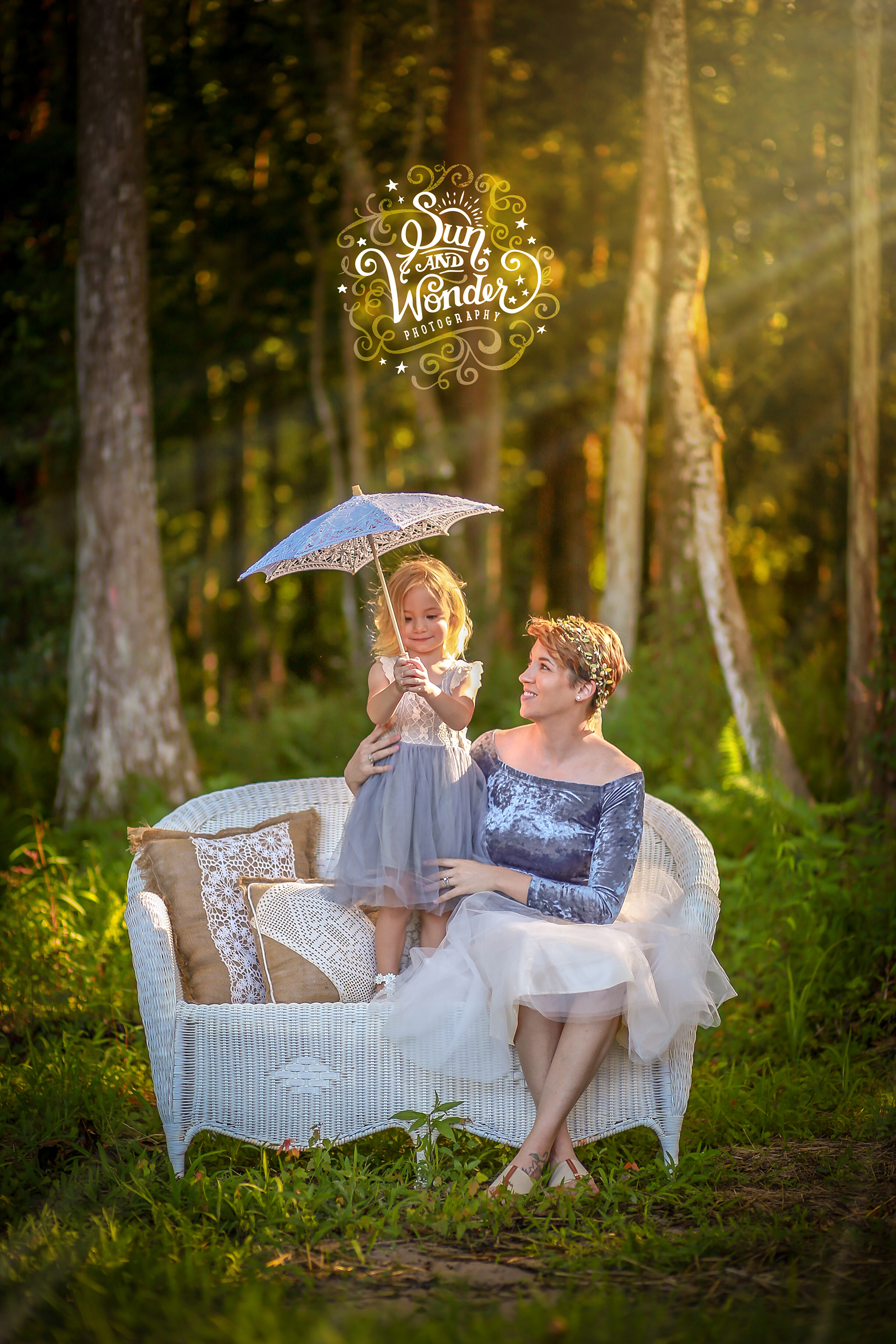 Sun and Wonder Mommy-and-Me Sessions