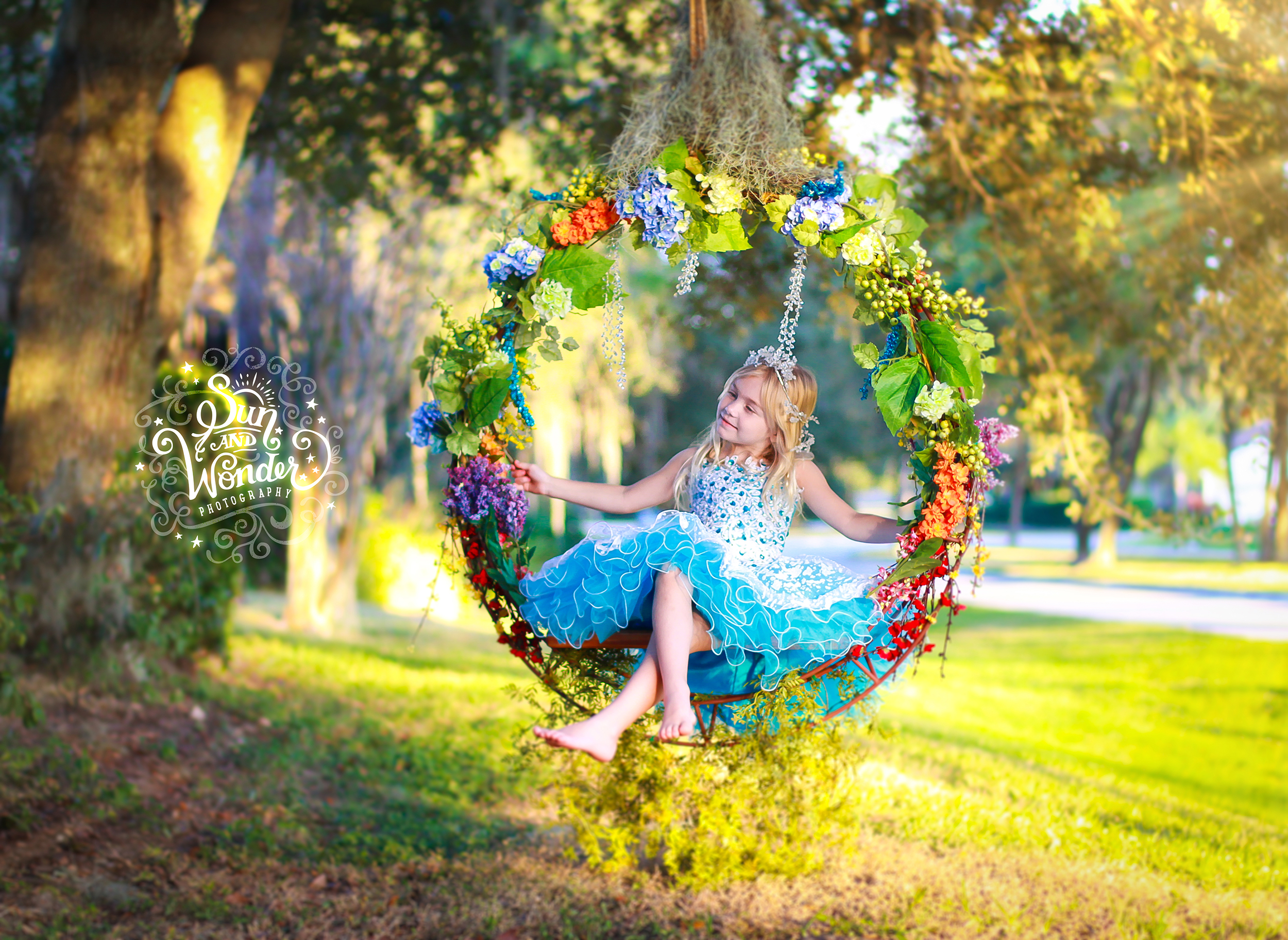 Sun and Wonder - Flower Swing Sessions
