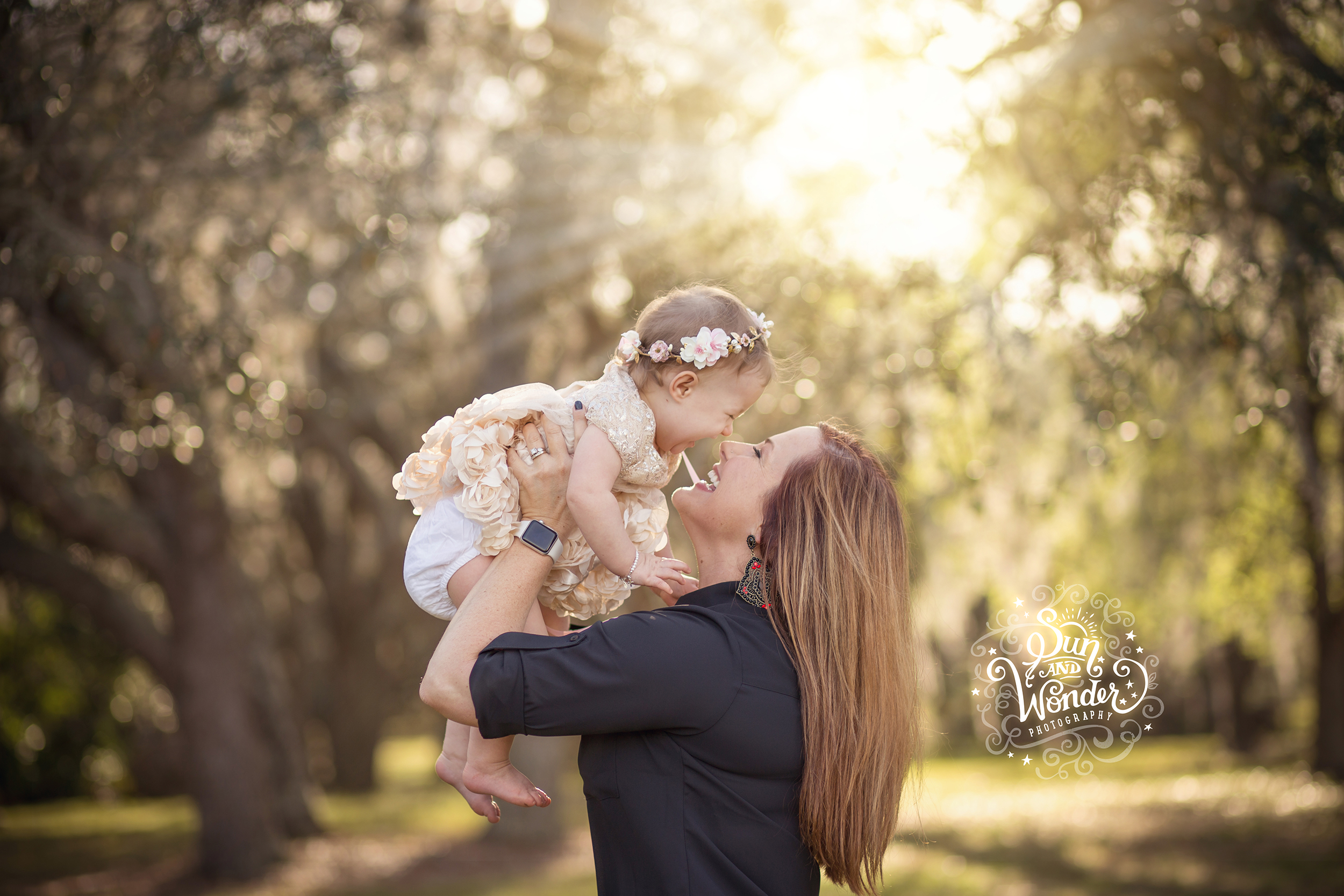 Sun and Wonder Photography - Family Portrait Sessions