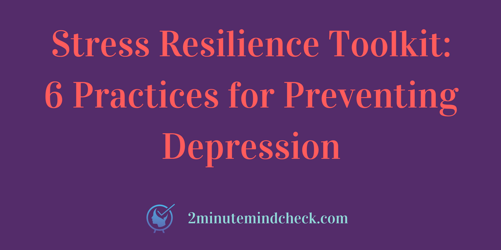 Check out Stress Resilience Toolkit