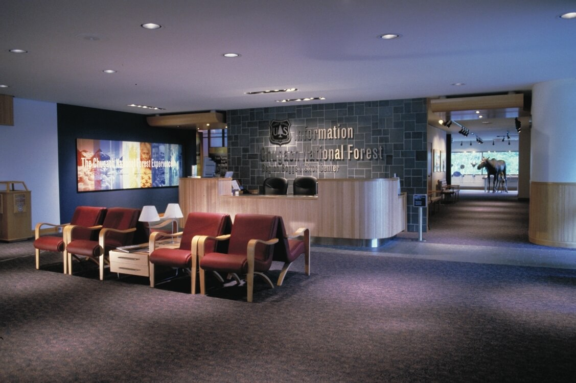 5-Begich Boggs Visitor Center-The Sibbett Group-Lobby.jpg