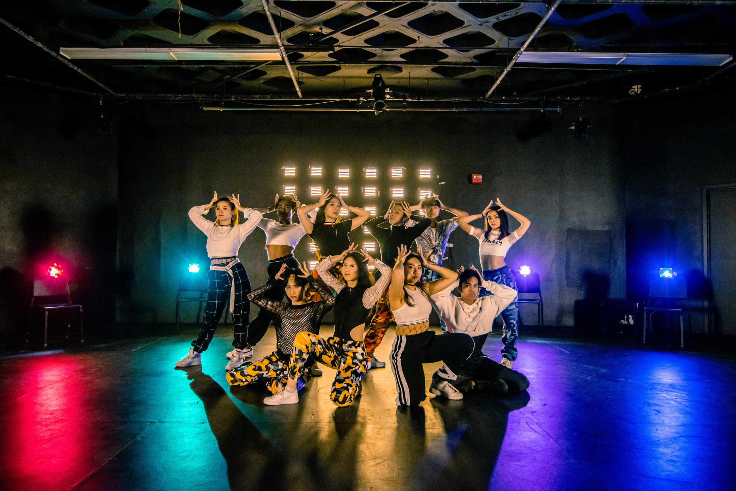 miXx - K-POP COVER DANCE CREW