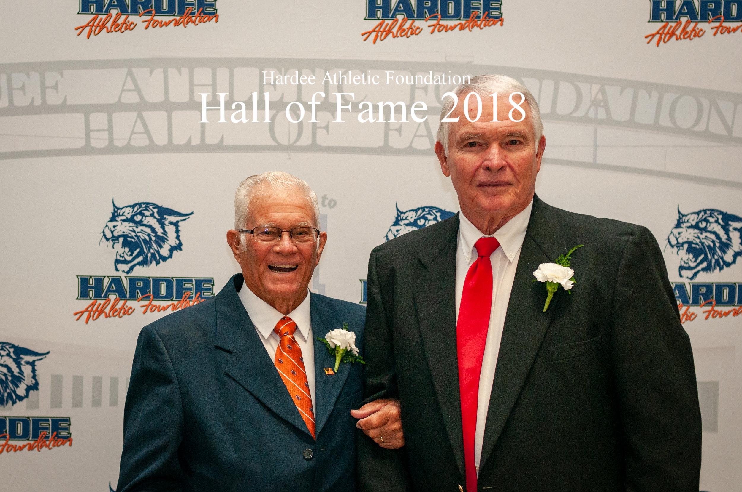 HAF2018 Hall of Fame