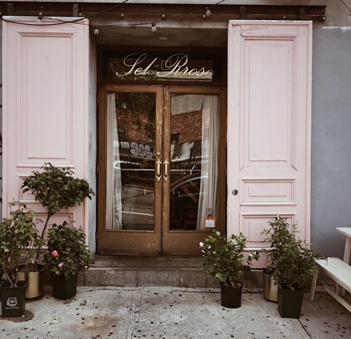 S  el Rrose    Address:  1 Delancey St, New York    Neighbourhood: Lower East Side