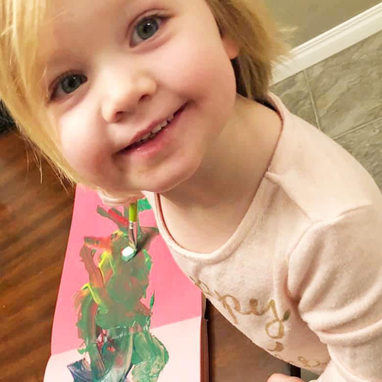 toddler girl portage la prairie, manitoba