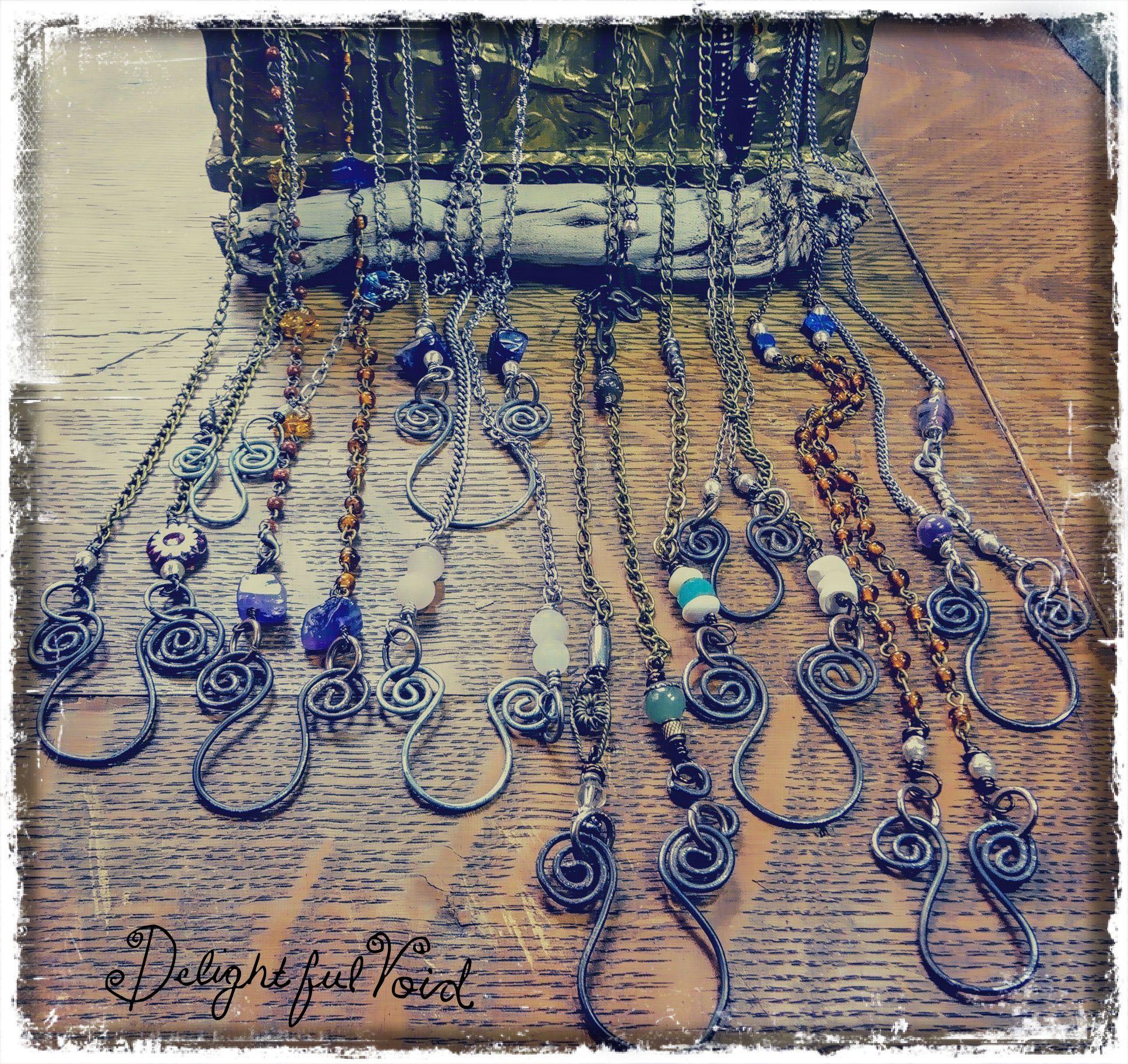 Goddess Charm Holders