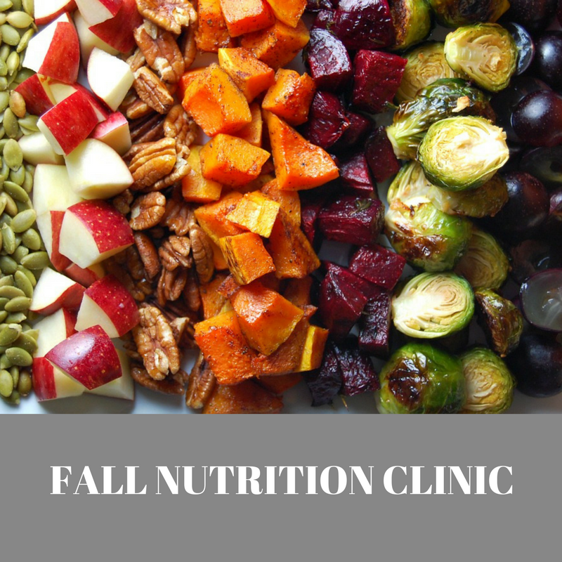 Fall Into Nutrition - Learn how to fuel your body in alignment with your Ayurvedic Dosha, and the current season. Join the fun with the Fall Nutrition Clinic at HARD yoga.LEARN MORE