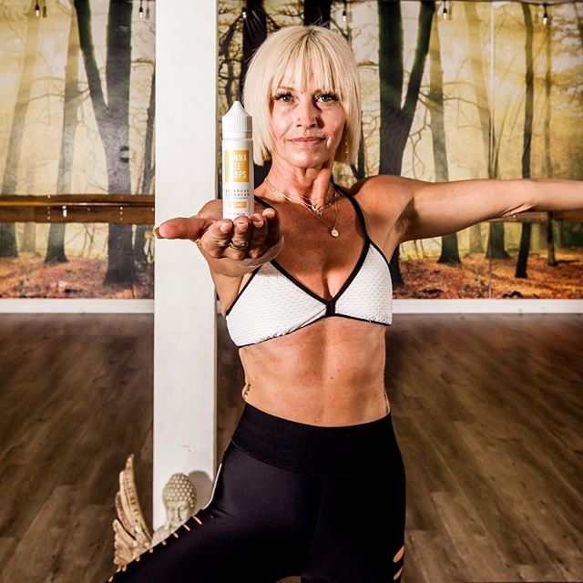 Cutting edge CBD in Cannabase drops HARD yoga is the home @cannabasedrops @hardyoga #hardyoga #monicacarroll #monicashardyoga @cannabeine #cbd #huntingtonbeachyoga