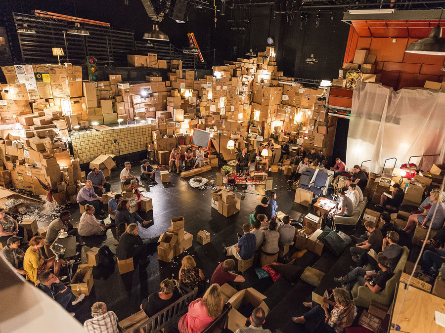 THE OBJECT LESSON  @ NYTW (Director)