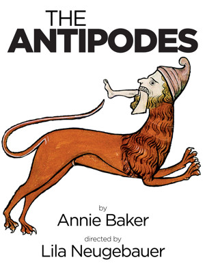THE ANTIPODES, Choreographer   Annie Baker, dir. Lila Neugebauer, Signature Theater, 2017