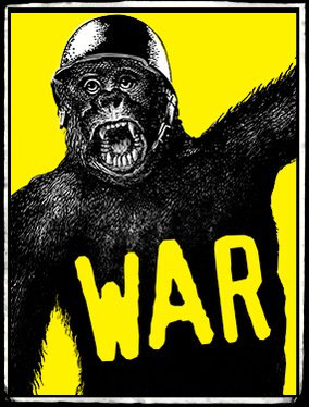 WAR,  Choreographer/Ape Movement Coach    Brandon Jacob Jenkins, dir. LIleana Blain-Cruz