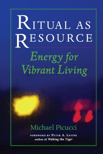 Ritual as Resource    Mixing vivid life stories and simple, step-by-step creative ritual exercises, Picucci offers readers a self-empowering path to energetic healing through ritual.