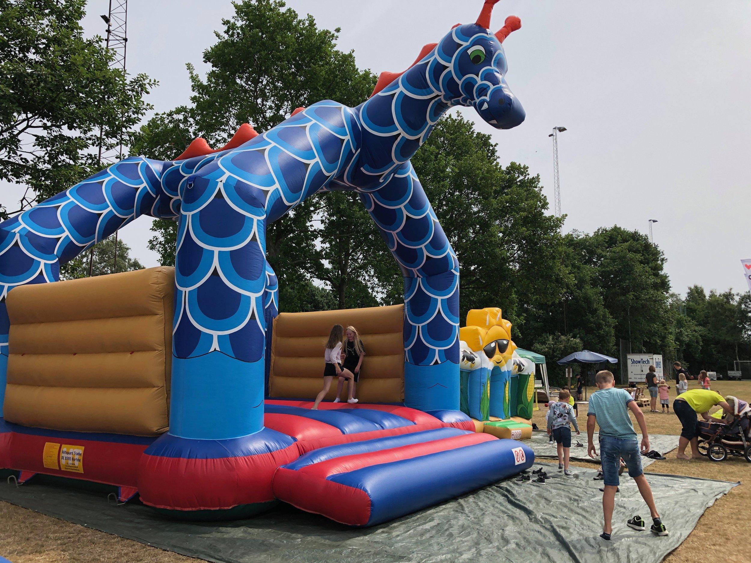 Hoppeslottet Nessie