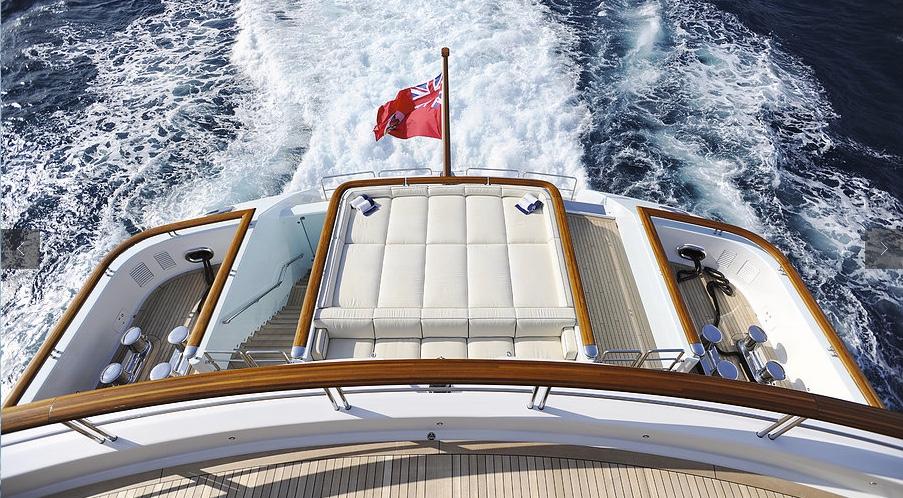 Image courtesy of Eclipse Yachts