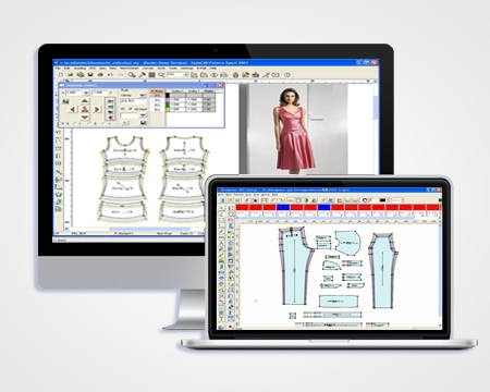 Step 3.  Finish the job with Gemini Pattern Engineering and Digital Textile Printing technology.