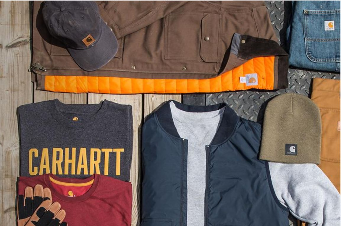 Fashion Brands like Carhartt Inc. are exploring the use of 3-D modeling to see how clothes will fit before manufacturing physical products.