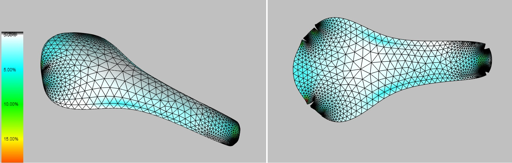 3D to 2D pattern making was a slow, tedious and imprecise process until Kemmann and the team made the transition to digital patterning. Now they can create patterns in minutes and identify issues before any materials are cut.