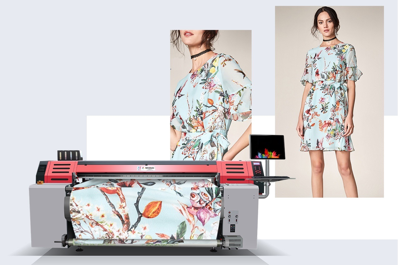 Digital Patterning software solutions like ExactFlat can even align custom graphics directly on the patterns for printing on the new generation of textile printers and plotters.  Click on the image to see the process in action.