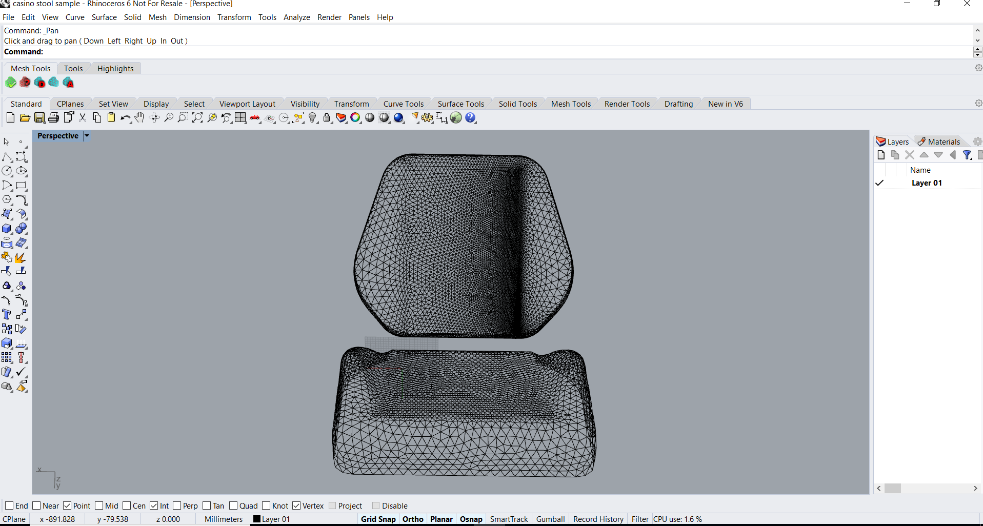 Reusing existing design is simple. Step 1 - Open the 3D Model. Step 2 - Edit the design and prepare for flattening.