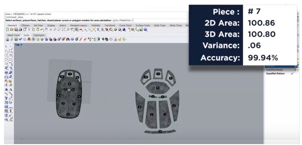 Conversion accuracy is essential to achieving the the cycle time and cost saving benefits of digital patterning. Click on the image to see the process in action.
