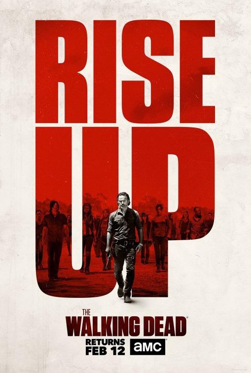 The Walking Dead , Season 7 Poster