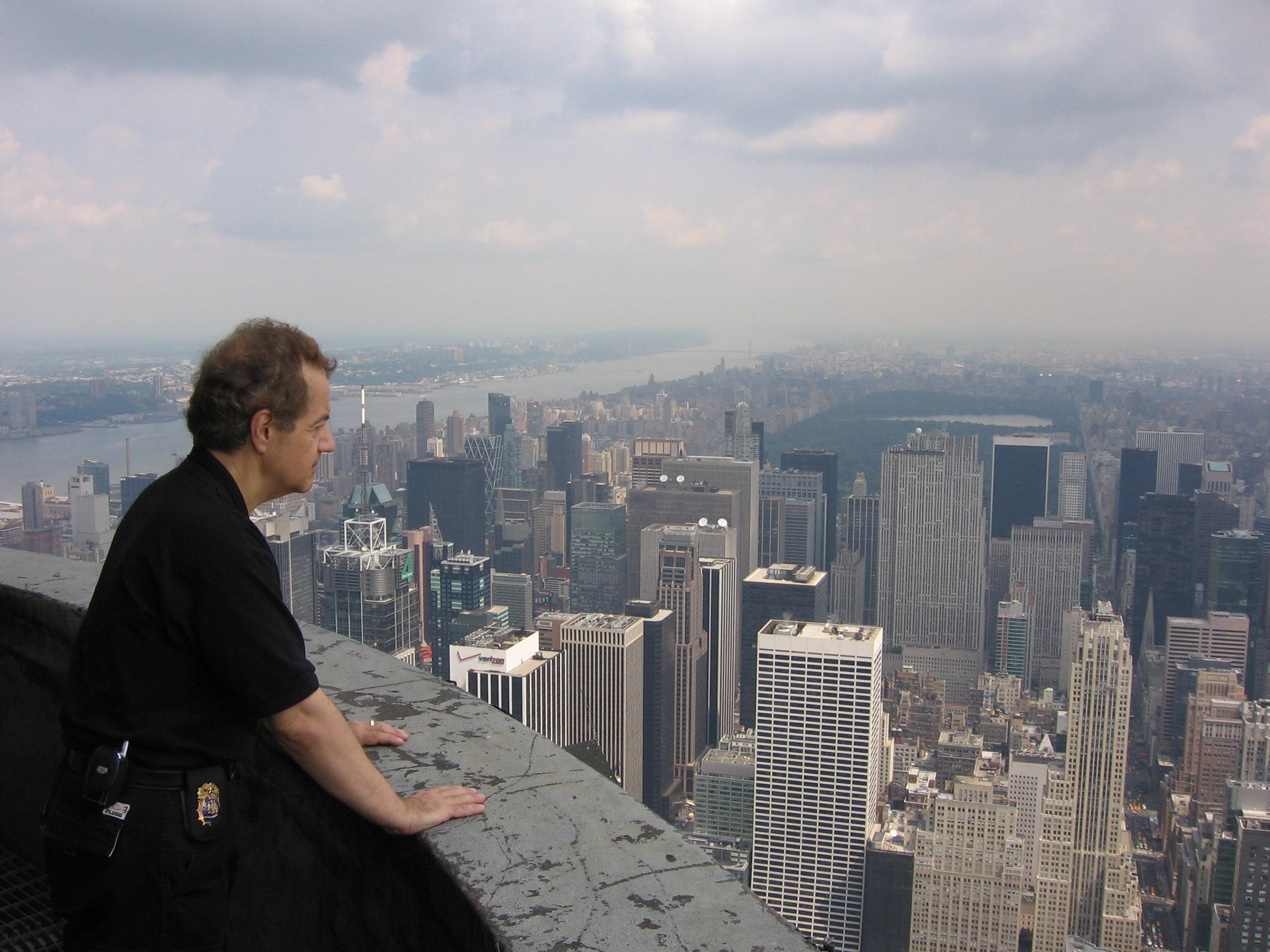 Empire State Building Donut 01 - Under the Spire.jpg