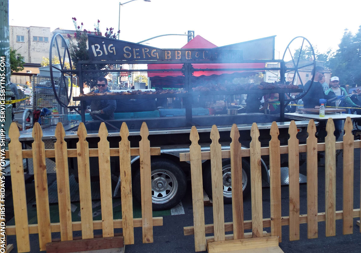 Big Serg BBQ and Catering
