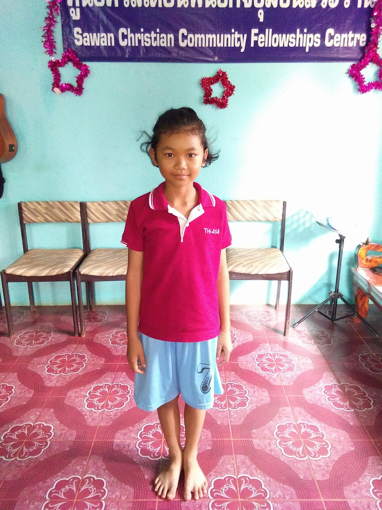 Kae (8 years old, Girl)