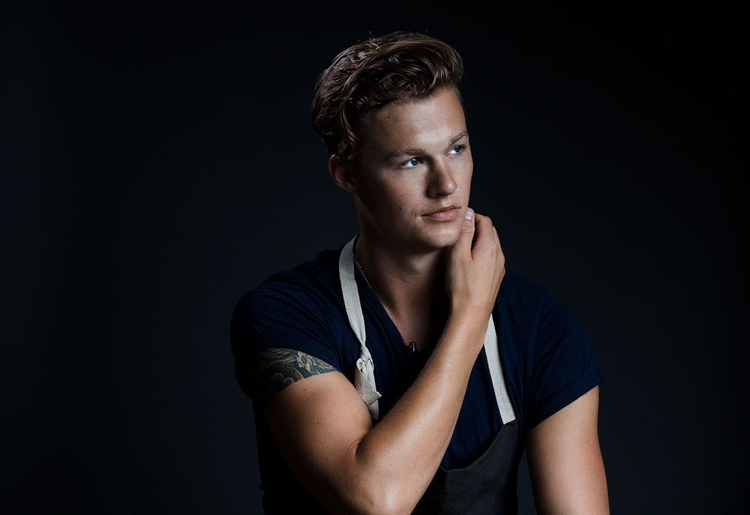 "Chef Cody Beverstock of CB Cuisine, ""Create Something Beautiful"" campaign"