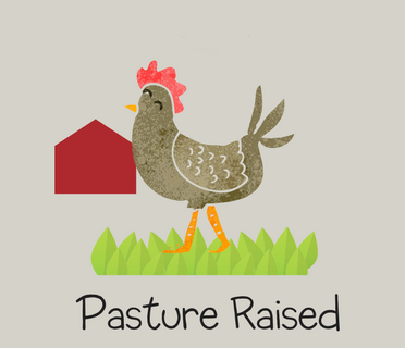- Pasture raised hens have access to 2.5 acres of pasture land with living vegetation per 1,000 birds and live in stationary or mobile houses. They are also kept indoors at night to protect them from predators.As stated by the Certified Humane Organization.