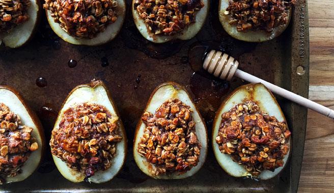 oatmeal-stuffed-pears