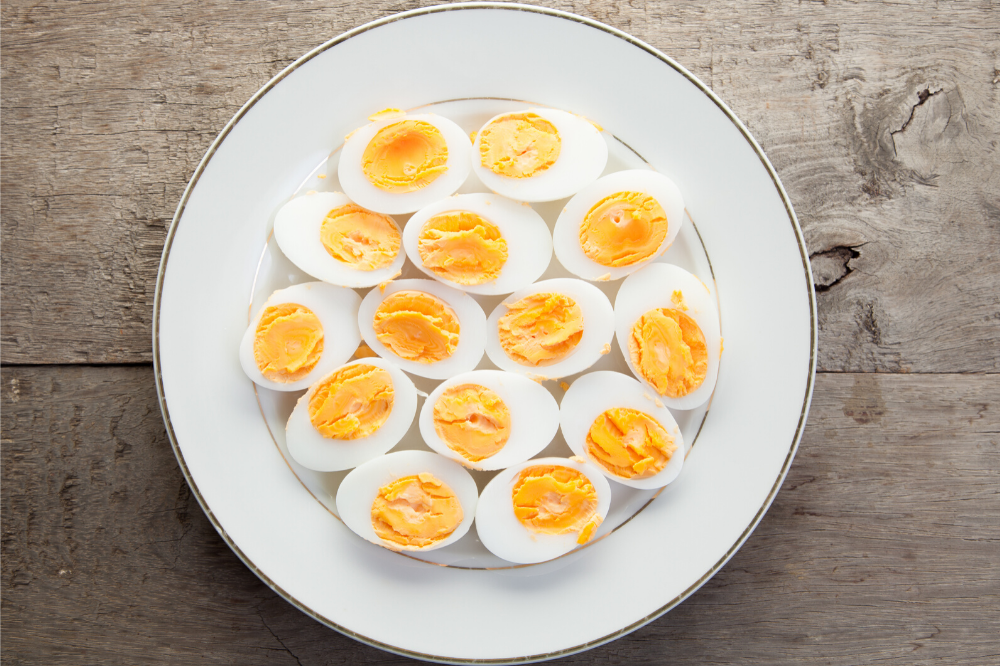 are eggs part of a heart healthy diet