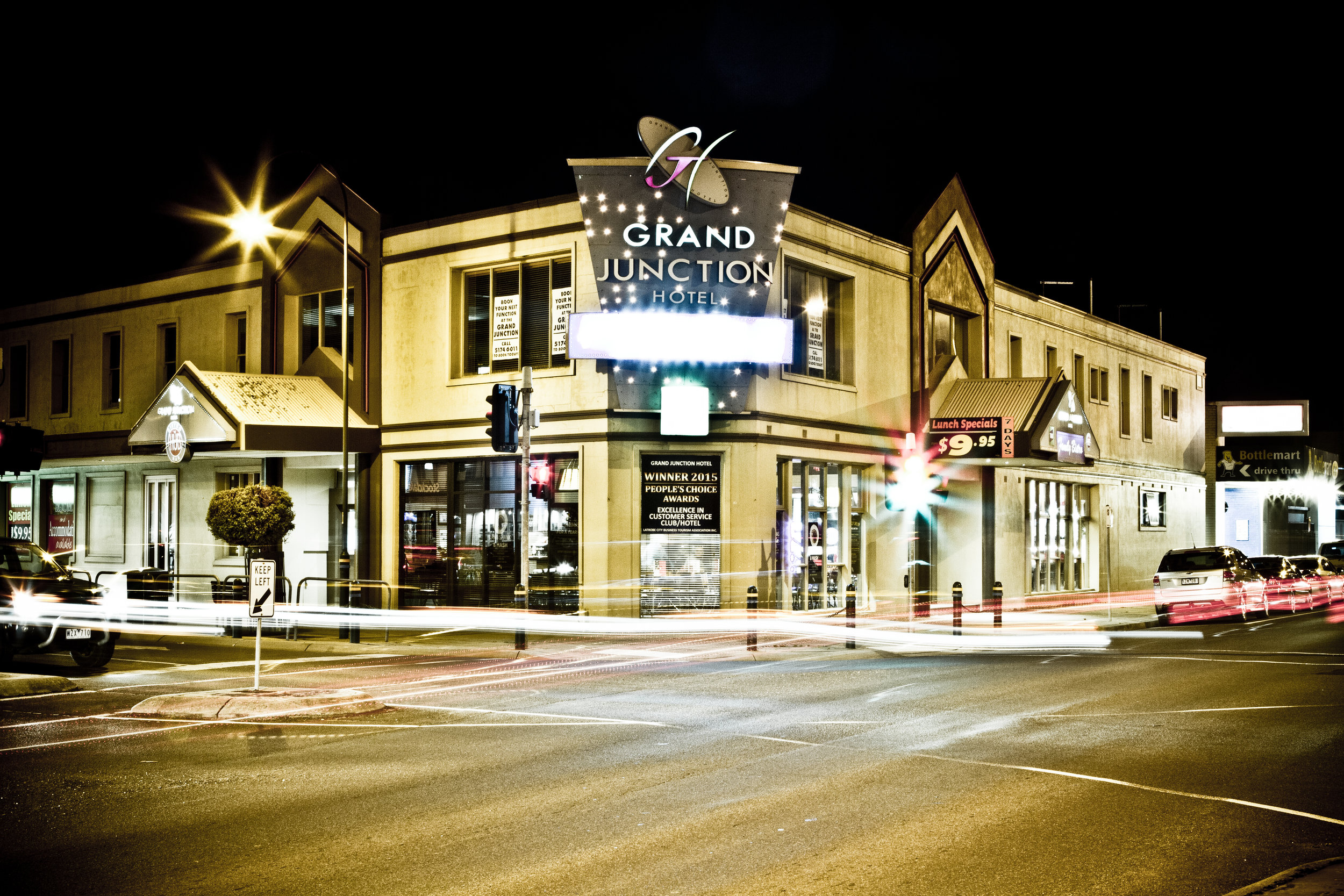 Grand Junction Hotel Traralgon