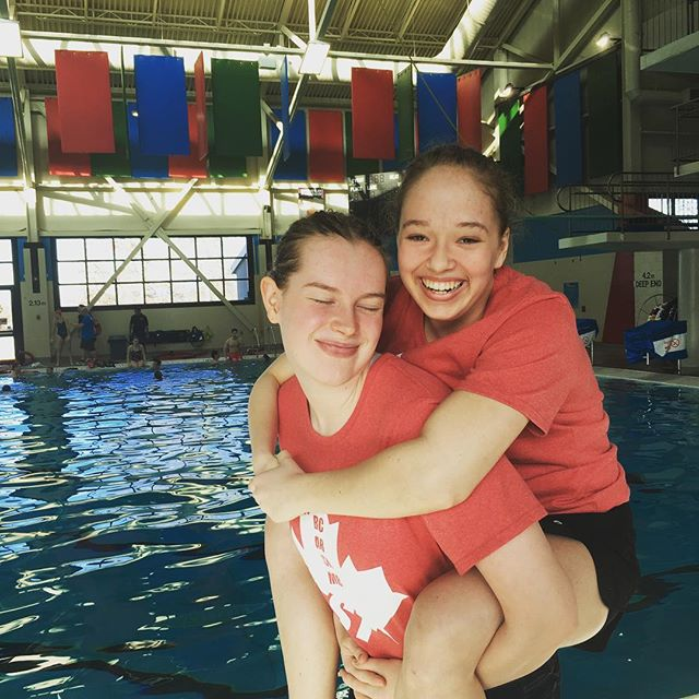 Wrapping up a great weekend at the 2019 Para Prospects West Camp 🏊‍♀️🏊‍♀️🏊‍♀️ #teambc #paraswimming #swimbc #tyeeaquaticclub #swimmingcanada #2020andbeyond @swimbc @swimmingcanada