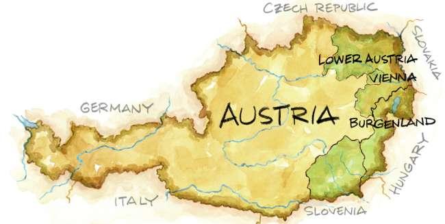 Austria - Weinvieritel