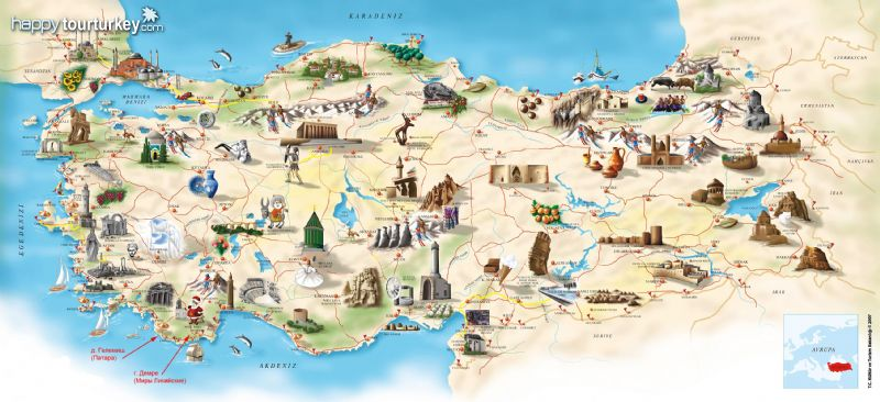 Turkey - Anatolia