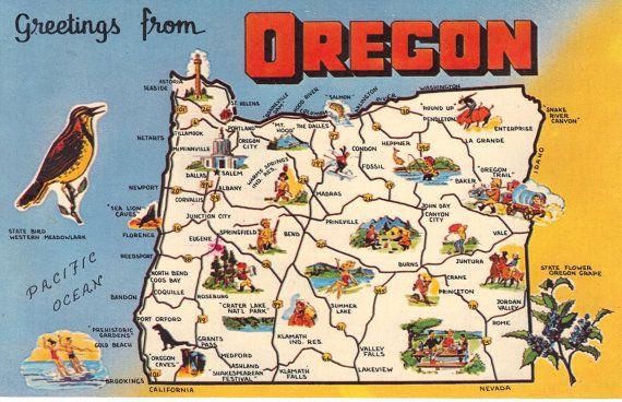 United States - Oregon