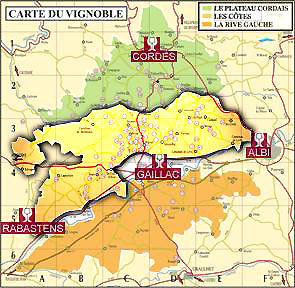 France - Gaillac