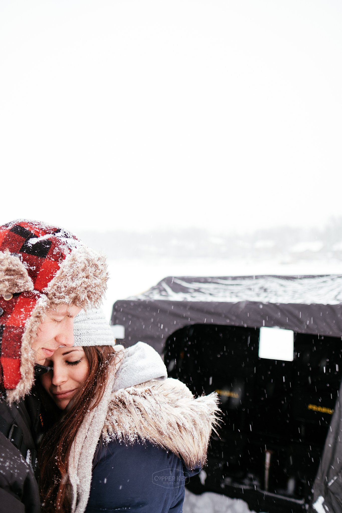 Copper Key Visuals Wisconsin Ice Fishing Engagement Session-7.jpg