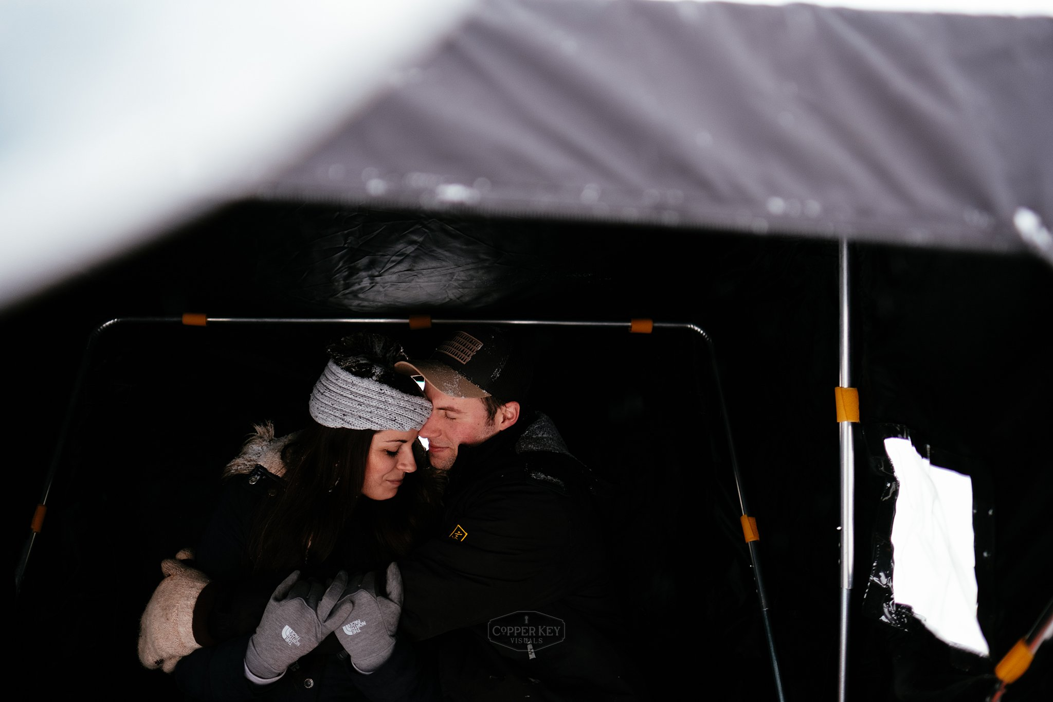 Copper Key Visuals Wisconsin Ice Fishing Engagement Session-10.jpg