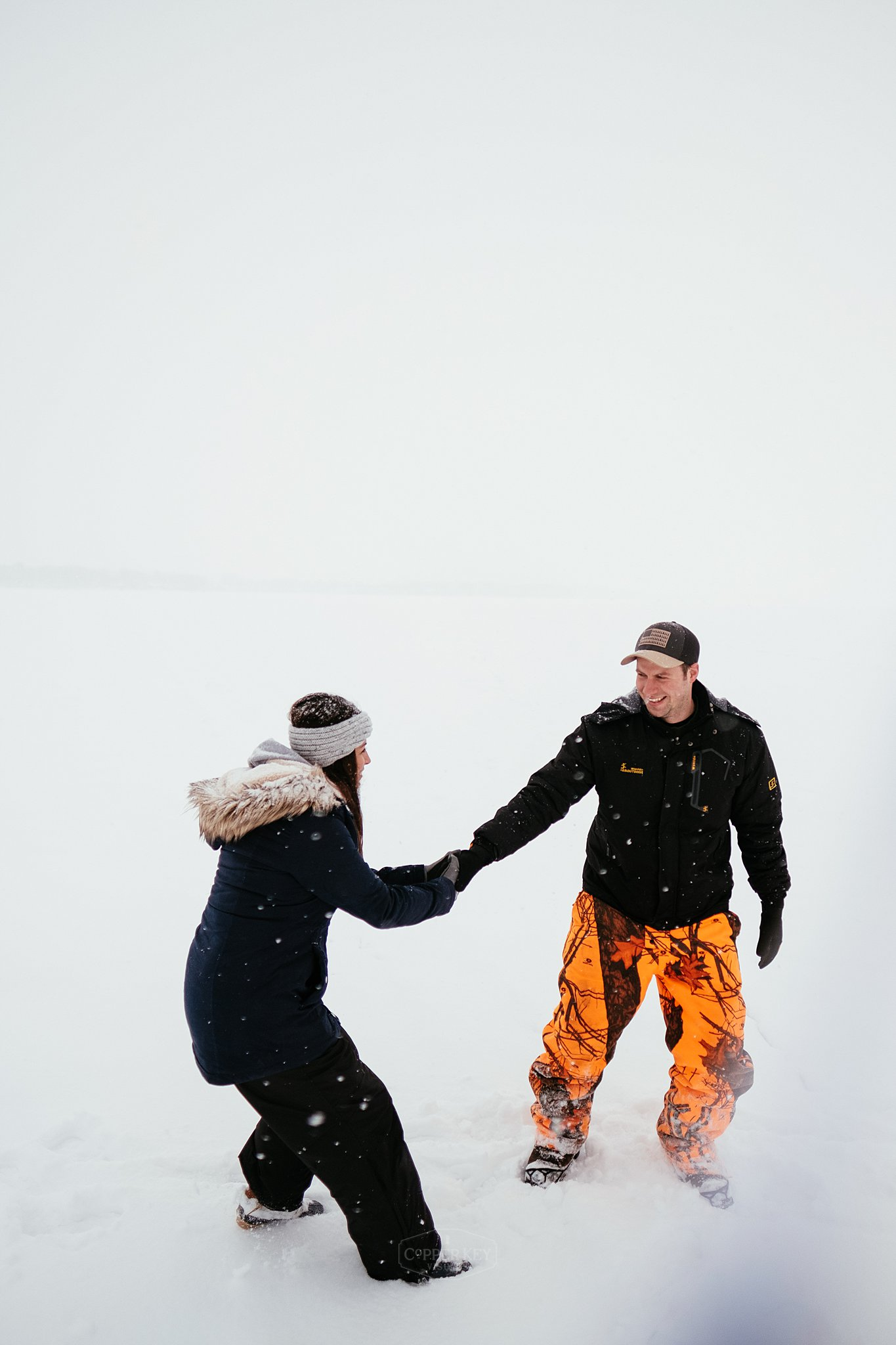 Copper Key Visuals Wisconsin Ice Fishing Engagement Session-15.jpg
