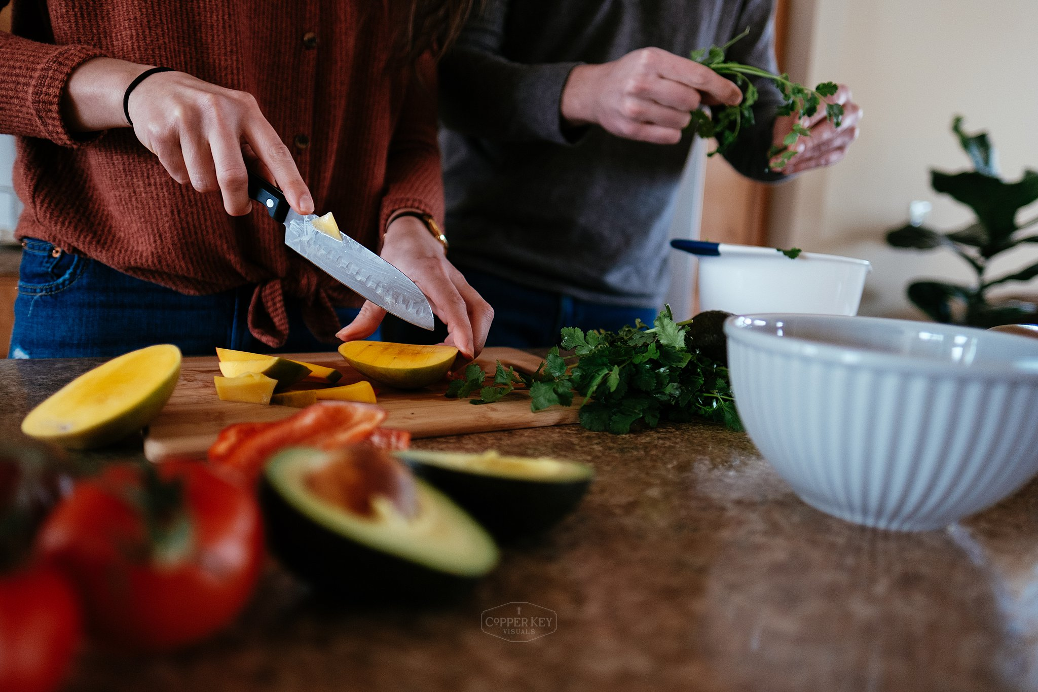 Copper Key Visuals Cooking Engagement Session-13.jpg