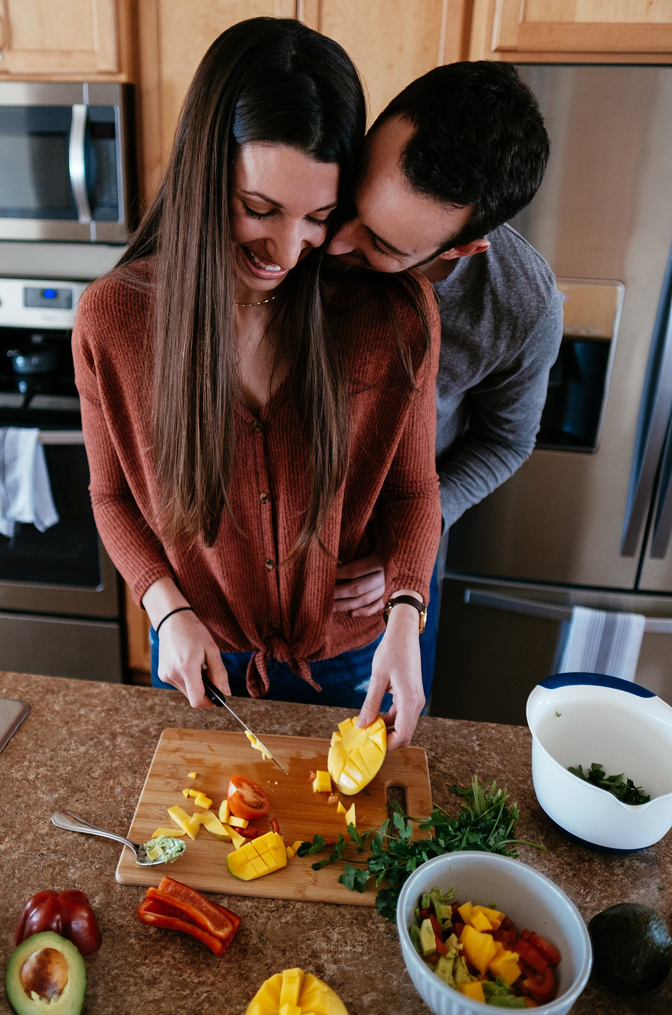Copper Key Visuals Cooking Engagement Session-15.jpg