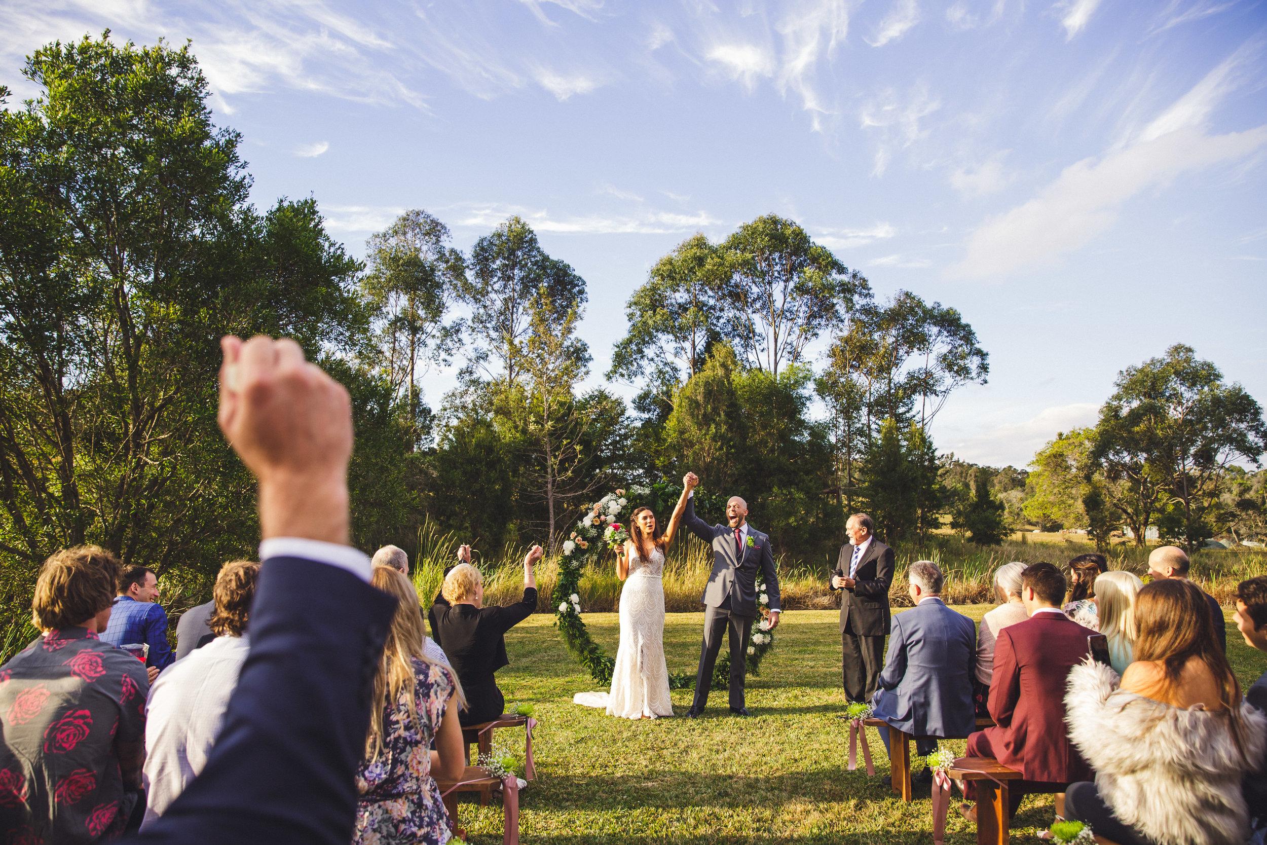 Oceanview Estates Wedding