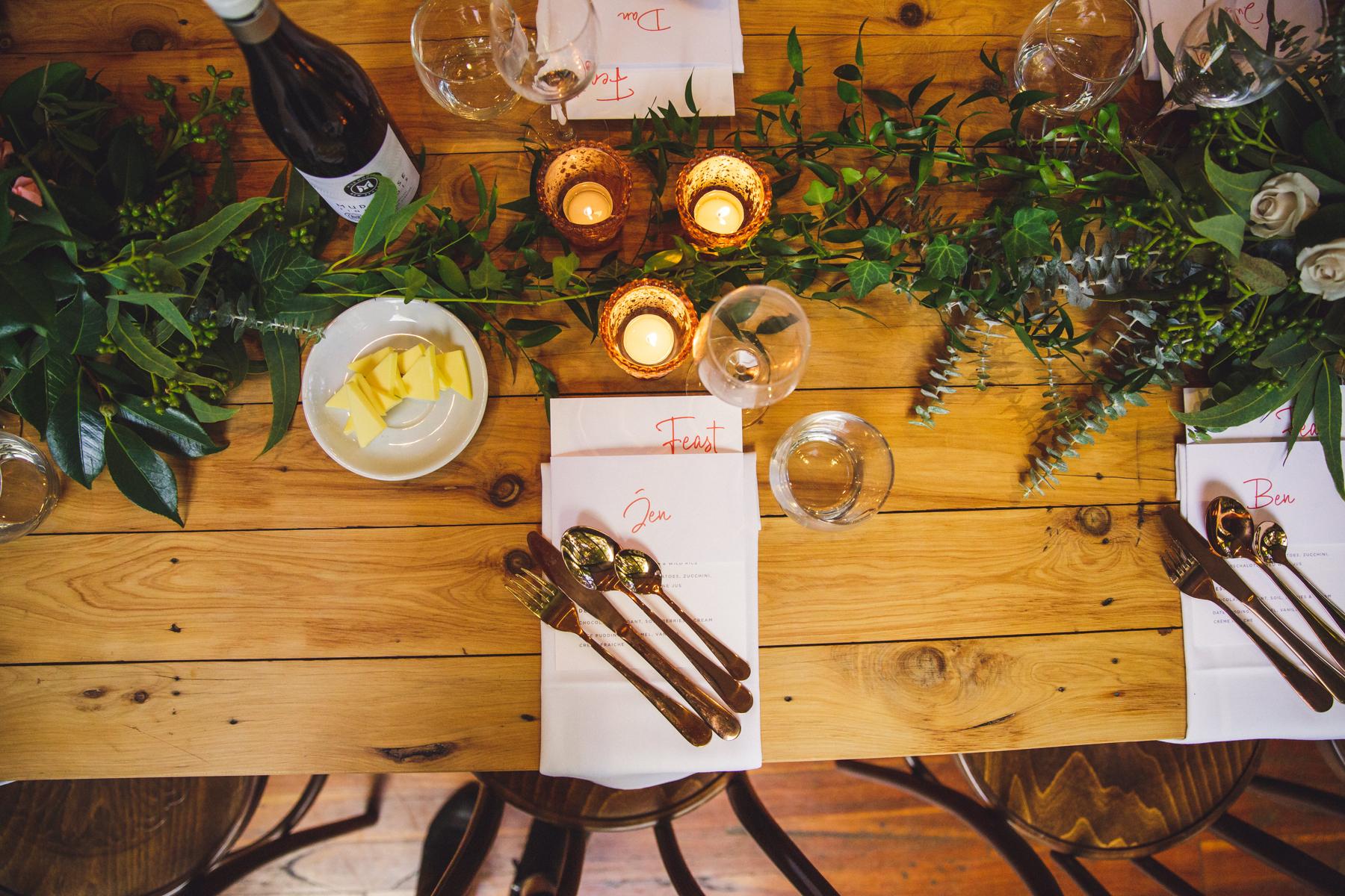 Styling Wedding Photography