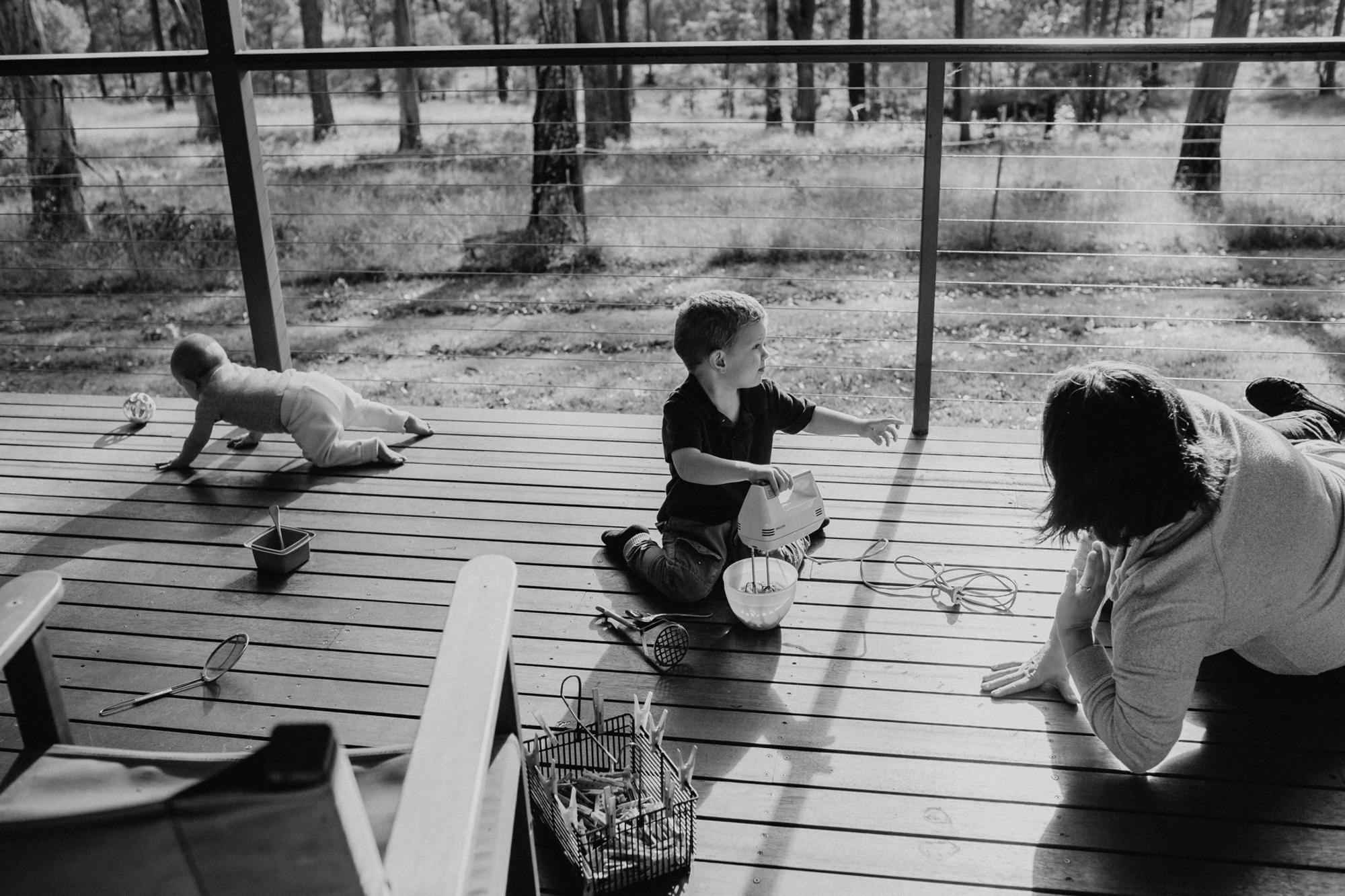Brisbane Family Photo